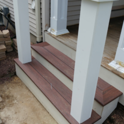 Finish Carpentry- After New Stairs