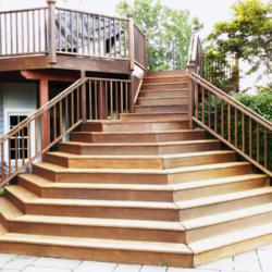 Finish Carpentry - Custom Stairs